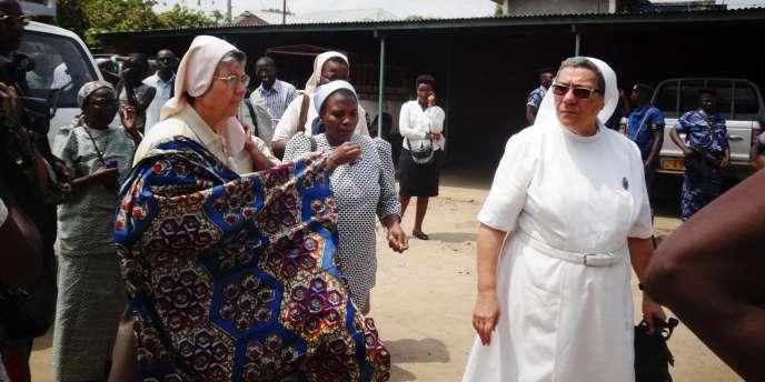 Au couvent de Kamenge, au Burundi, trois religieuses ont été sauvagement assassinées.