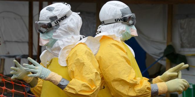 L'Organisation des Nations unies appelle à débloquer 1 milliard de dollars pour enrayer Ebola.