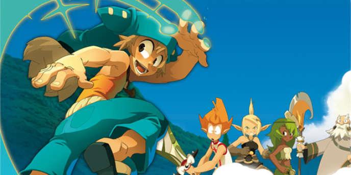 «Wakfu», la série animée d'Ankama.