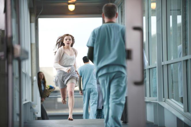 Chloë Grace Moretz dans le film américain de R. J. Cutler,