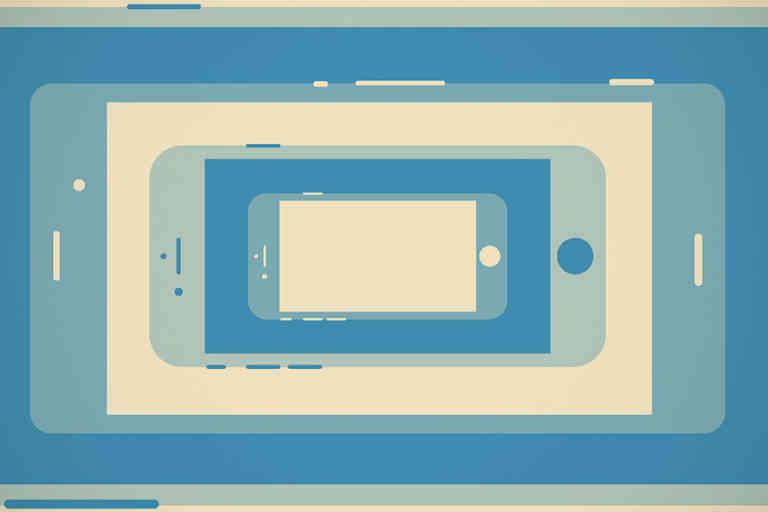 Les tailles d'écrans de smartphones.