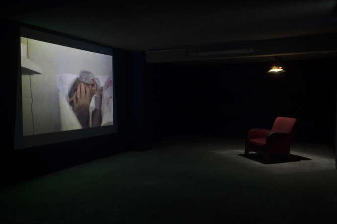 L'exposition de Pippo Delbono à La Maison rouge à Paris.