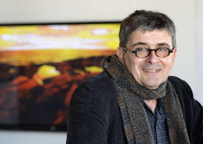 Jean-François Chougnet à Marseille en janvier 2013.