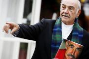 L'acteur Sean Connery lors de la promotion de son livre