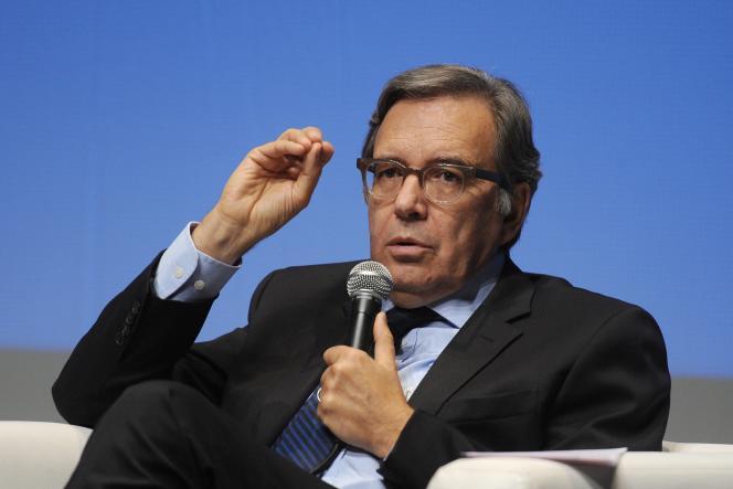 « On ne voit pas très bien ce que TF1 viendrait faire dans un éventuel rapprochement avec Orange », a déclaré Nonce Paolini devant le CSA.