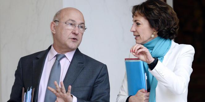 Bercy et le ministère des affaires sociales et de la santé sont en désaccord sur la répartition des économies à réaliser.