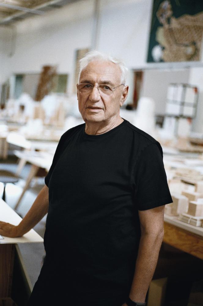 «Après Bilbao, on ne m'a pas demandé de musée pendant dix ans, dit Frank Gehry. Je ne sais pas pourquoi...»