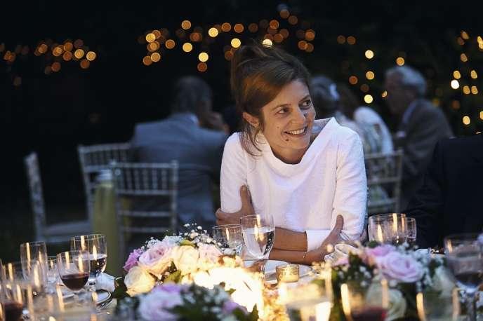 Chiara Mastroianni dans le film de Benoît Jacquot,