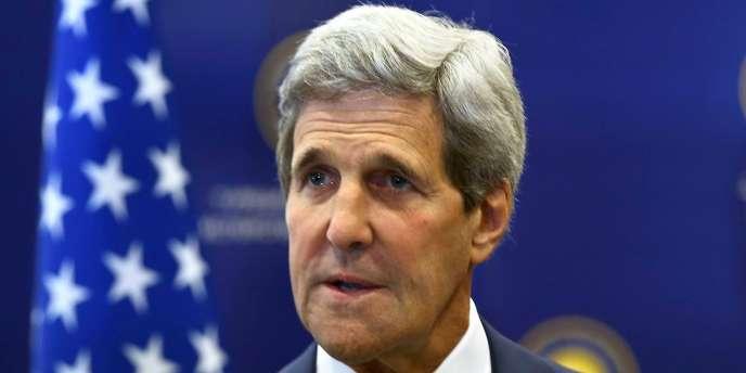 John Kerry rencontrera le président de l'Egypte, Abdel Fattah Al-Sissi, le ministre des affaires étrangères de l'Egypte, Sameh Choukri, ainsi que le secrétaire général de la Ligue arabe, Nabil Al-Arabi.