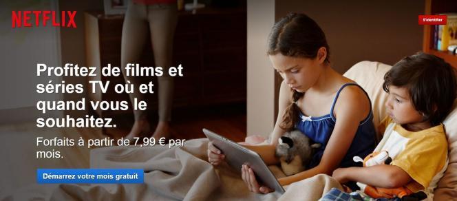 Le service est disponible en France pour 7,99euros par mois.