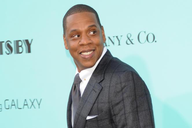 Le rappeur Jay Z en juillet 2013.
