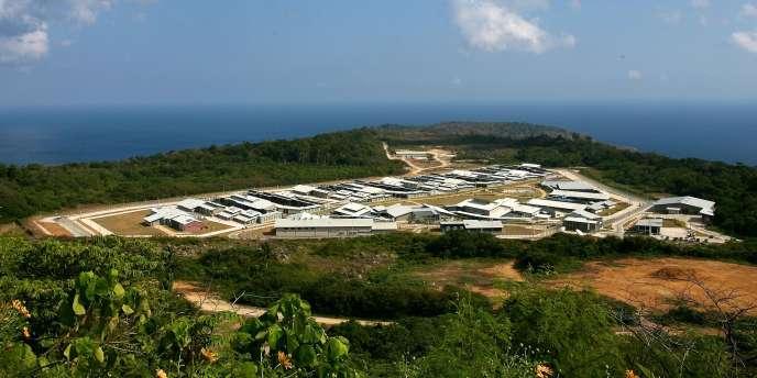 Centre de détention de Christmas Island.