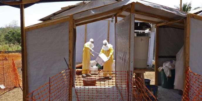 Premiers essais encourageants pour le vaccin contre Ebola