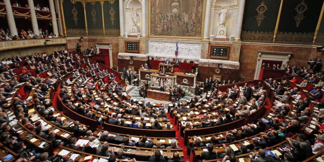 Les députés ont adopté, jeudi 18 décembre, le budget 2015.