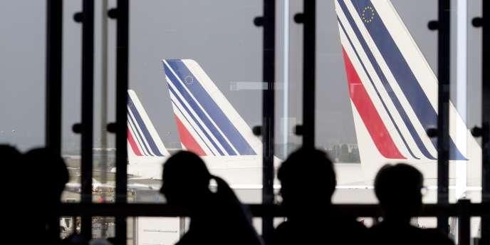 L'aéroport de Paris-Orly.