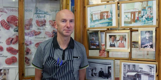 John Skelly, boucher à Berwick.