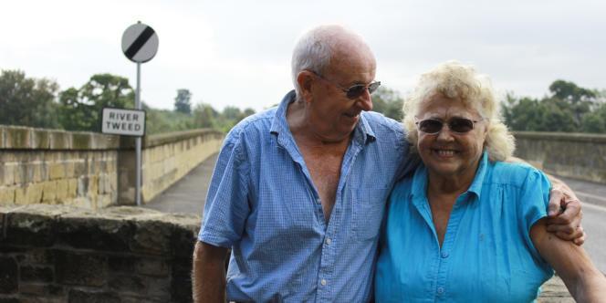 Bill et Audrey Roue, à Coldstream.