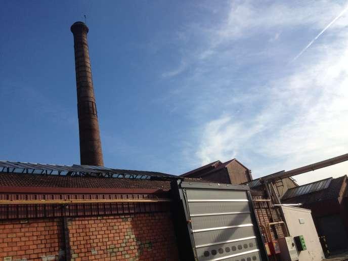 L'usine Mersen à Genenevilliers (Hauts-de-Seine) vient de passer le cap des cents ans.