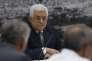 Le président de l'Autorité palestinienne, Mahmoud Abbas, en août, à Ramallah.
