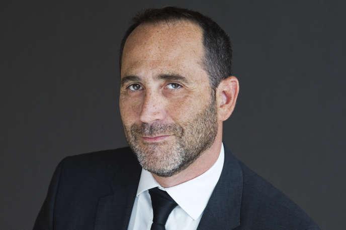 Hervé Amar, directeur général d'Alma Consulting.