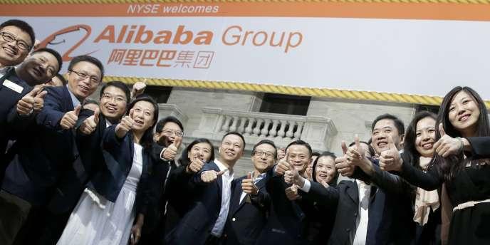 Le géant du commerce en ligne chinois espère lever un peu plus de25milliards de dollars.