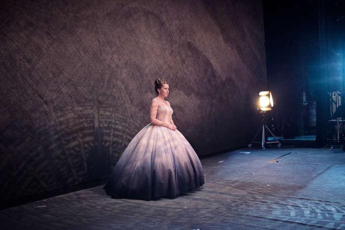 Joyce DiDonato dans le rôle de Cendrillon.