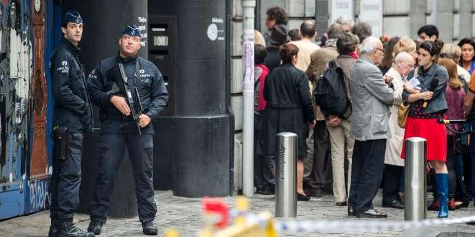 Le Musée juif de Bruxelles a été la cible d'une attaque, le 24 mai.