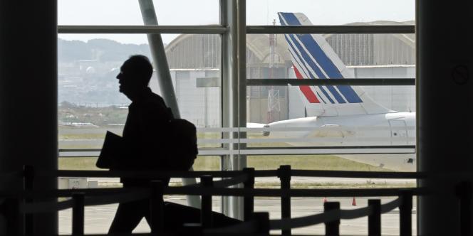 A l'aéroport de Marseille, lundi22septembre.
