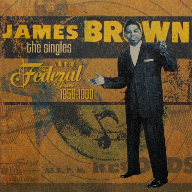 Pochette de l'album  « The Singles Volume 1 - The Federal Years 1956-1960 » , 2006.
