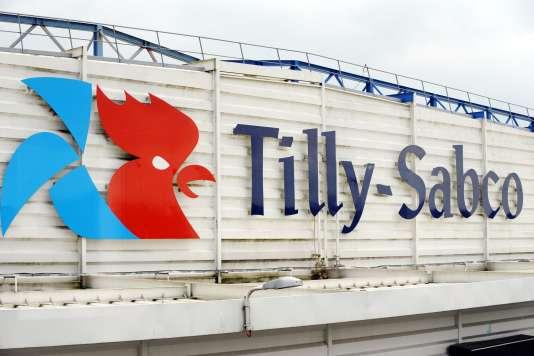L'abattoir Tilly-Sabco (Finistère) a été placé en redressement judiciaire le 29 juillet.
