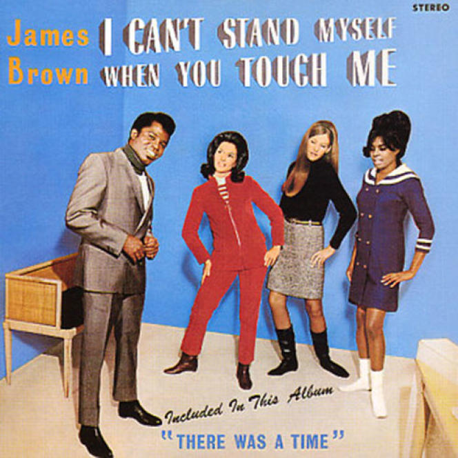 Pochette de l'album  « I Can't Stand Myself », 1968.