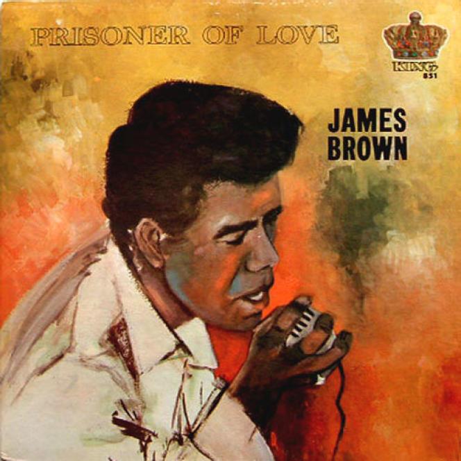 Pochette de l'album « Prisoner of Love », 1963.