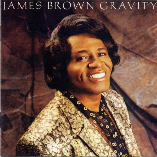Pochette de l'album  « Gravity », 1986.