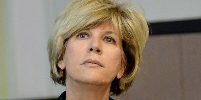 Sylvie Andrieux a également été condamnée à 100 000 euros d'amende et à cinq ans d'inéligibilité.