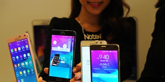 La sortie du Galaxy Note 4 a été avancée d'un mois en Asie.