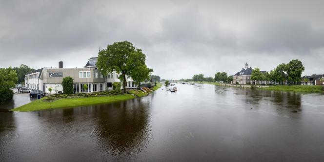 Aux Pays-bas, la situation de nombreuses rivières exige des aménagements rapides.