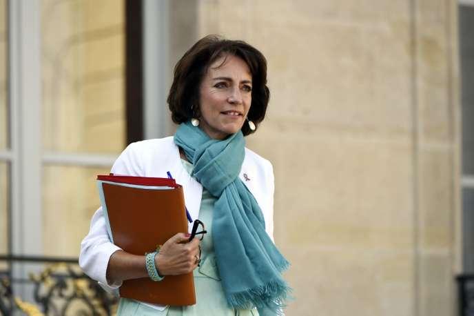 La ministre de la santé, Marisol Touraine, le 25 septembre.
