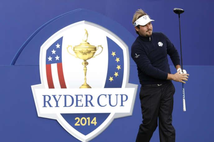 Victor Dubuisson n'est que le troisième golfeur français à participer à la Ryder Cup.