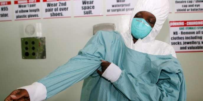 Le FMI a approuvé vendredi une enveloppe supplémentaire de 130 millions de dollars en faveur des trois pays les plus frappés par Ebola.