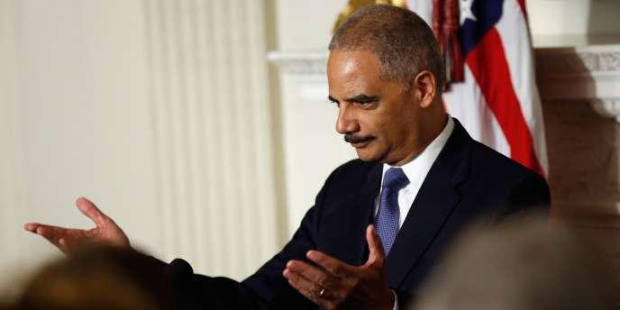 Quatre-vingt-deuxième procureur général des Etats-Unis, Eric Holder avait déjà annoncé son intention de quitter sa fonction avant la fin de l'année.