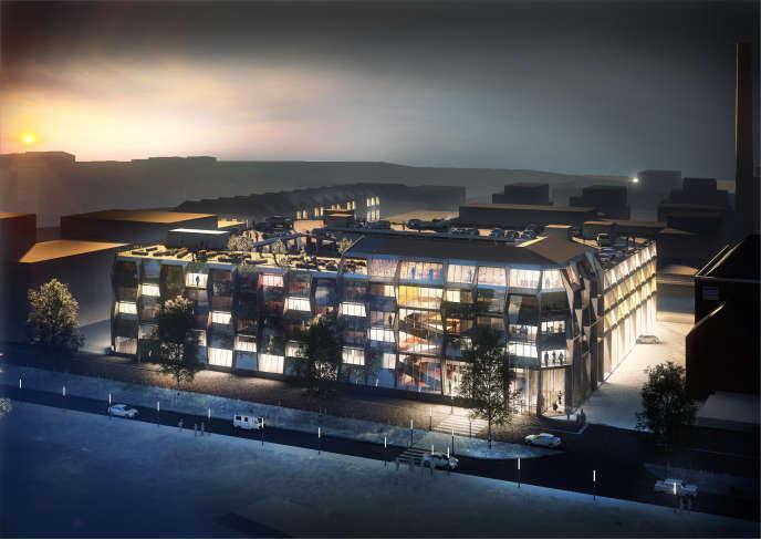 D'ici à 2022, 3500 habitants et 6000 salariés investiront le quartier de l'Union.