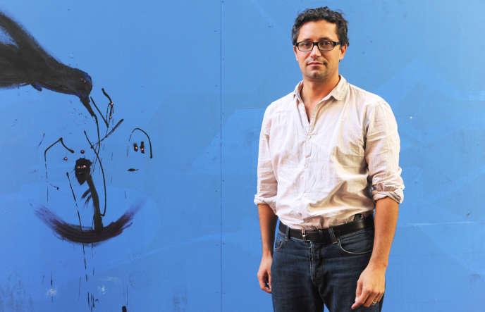 Olivier Rozenberg, chercheur au Centre d'études européennes de Sciences Po.