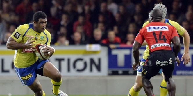 Clermont est leader du Top 14 après une nouvelle victoire obtenue face à Oyonnax samedi (19-8).
