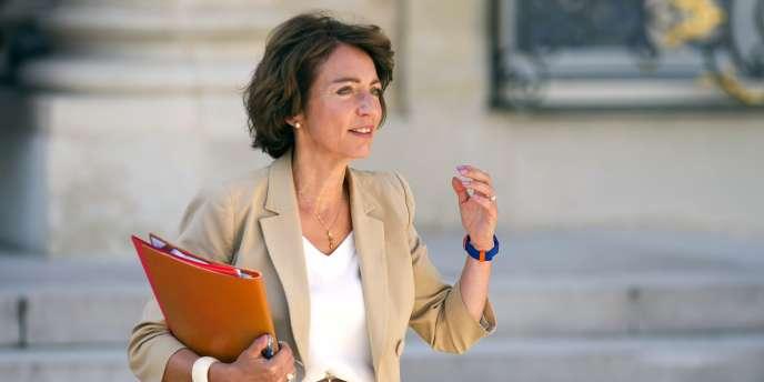 La ministre de la santé et des affaires sociales, Marisol Touraine, le 3 septembre.