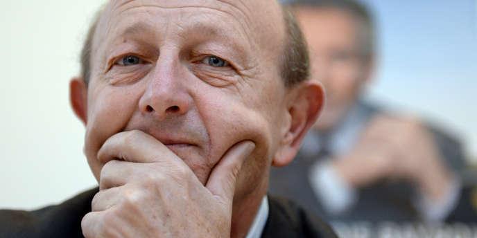 L'ancien vert et ex-MoDem Jean-Luc Bennahmias a lancé samedi son nouveau parti d'alliance avec l'exécutif.