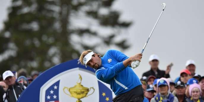 Victor Dubuisson participe à la Ryder Cup.