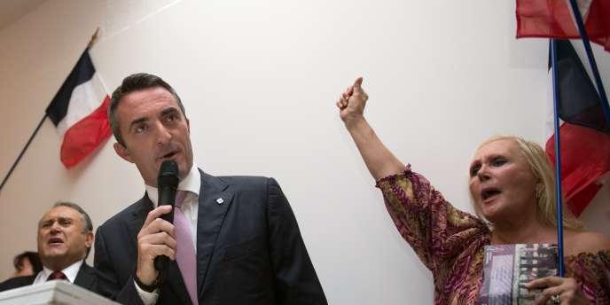 Stéphane Ravier, conseiller régional et maire du 7e secteur de Marseille, a été élu sénateur des Bouches-du-Rhône le 28 septembre.