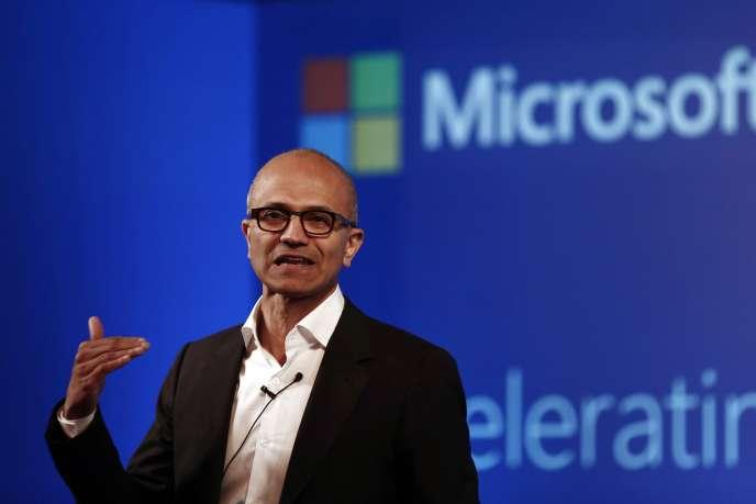 Satya Nadella a présenté ses excuses dans un email adressé à toutes les employées de Microsoft.