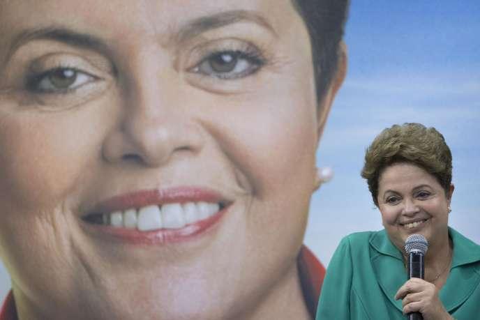 Dilma Roussef le 30 septembre.