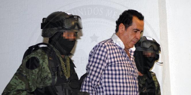 Le gouvernement mexicain offrait l'équivalent de 2,2millions de dollars, et celui des Etats-Unis, 5millions de dollars pour des informations contribuant à la capture d'Hector Beltran Leyva.